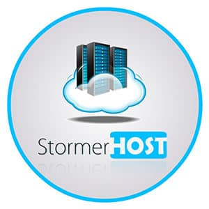 StormerHost Company Logo